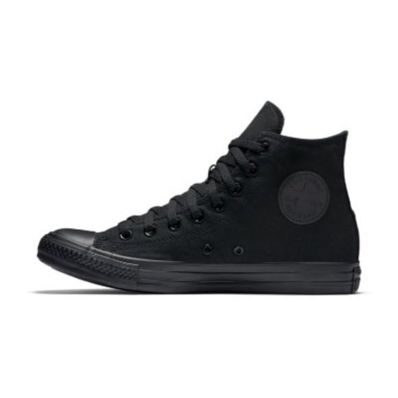 d5331c3a5459 Converse Shoes - Converse Chuck Taylor High Tops Black W 6